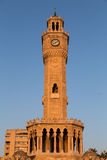 Tour d'horloge d'Izmir Photo stock