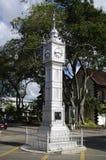 Tour d'horloge dans Victoria, Seychelles Images stock