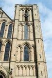 Tour d'horloge de cathédrale de Ripon B Photos stock