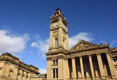 Tour d'horloge de Chambre du Conseil de Birmingham Photo stock
