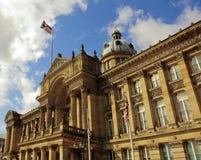 Tour d'horloge de Chambre du Conseil de Birmingham Images stock