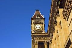Tour d'horloge de Chambre du Conseil de Birmingham Image stock