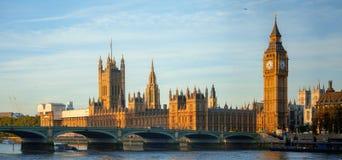 Tour d'horloge de grand Ben Images libres de droits