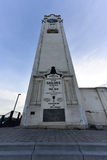 Tour d'horloge de Montréal photo stock