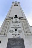 Tour d'horloge de Montréal photos libres de droits