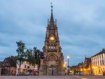Tour d'horloge de Stratford Images libres de droits