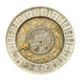 Tour d'horloge de Venise Image stock