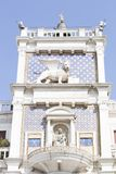 Tour d'horloge du ` s de St Mark photos libres de droits