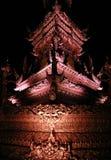 Tour d'horloge en Chiang Rai, Thaïlande Image libre de droits