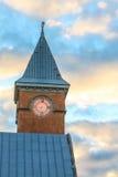 Tour d'horloge en Europe Photo libre de droits