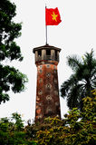Tour d'indicateur, Hanoï, Vietnam photos libres de droits