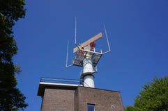 Tour d'installation de radar photos libres de droits