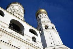 Tour d'Ivan Great Bell de Moscou Kremlin Site de patrimoine mondial de l'UNESCO photographie stock