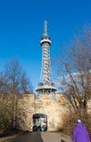 Tour d'observation Photographie stock
