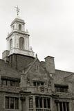 Tour d'université de Davenport images libres de droits