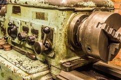 Tour dans l'usine Photographie stock