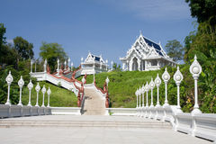 Tour dans la ville de Krabi Image libre de droits