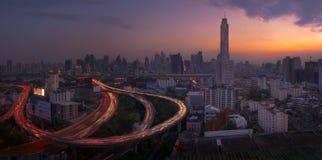 Tour de Baiyoke, Bangkok, Thaïlande Photo libre de droits