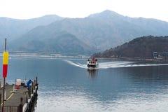 Tour de bateau Images libres de droits