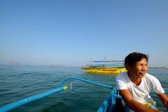 Tour de bateau Photos libres de droits