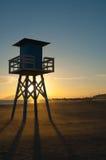 Tour de Baywacht Images libres de droits