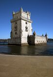 Tour de Belem, Lisbonne Photos stock