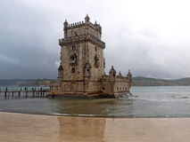 Tour de Belem, Lisbonne photographie stock