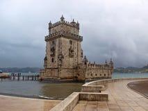 Tour de Belem, Lisbonne image libre de droits