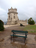 Tour de Belem, Lisbonne images libres de droits