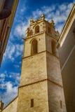 Tour de Bell d'une église photo stock