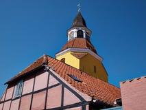 Tour de Bell dans Faaborg Fionie Danemark image stock