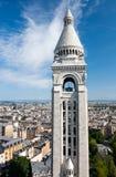 Tour de Bell de la cathédrale de Sacre Coeur Image stock