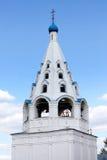 Tour de Bell de la cathédrale du Dormition Photos stock