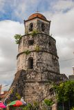 Tour de Bell historique faite en ville de Coral Stones - de Dumaguete, Negros Oriental, Philippines Image libre de droits