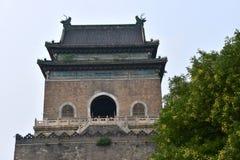 Tour de Bell de Pékin, Chine photos libres de droits