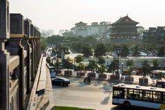 Tour de Bell province à Xi'an, Shaanxi, Chine Photos libres de droits