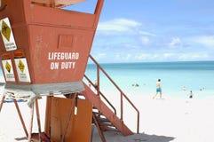 Tour de Blifeguard Photo libre de droits