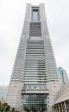 Tour de borne limite à Yokohama Photos libres de droits