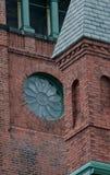 Tour de brique de Waltham Photographie stock libre de droits
