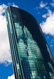 Tour de bureau à Rotterdam Image libre de droits