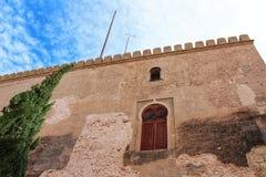 Tour de Calahorra à Elche, Alicante, Espagne Images stock