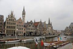 Tour de canal Images stock