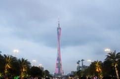 Tour de canton, Guangzhou Images stock