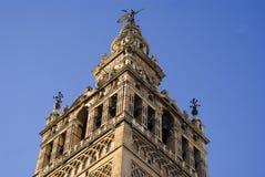 Tour de cathédrale Image libre de droits