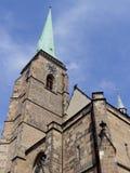 Tour de cathédrale de St Bartholomew Photos libres de droits