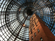 Tour de central de Melbourne Photos libres de droits