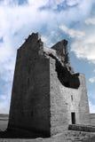 Tour de château de Carrigafoyle Photos stock