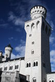 Tour de château de Neuschwanstein Image stock