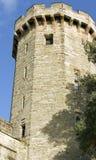 Tour de château de Warwick Photographie stock