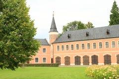Tour de château Sychrov photo stock